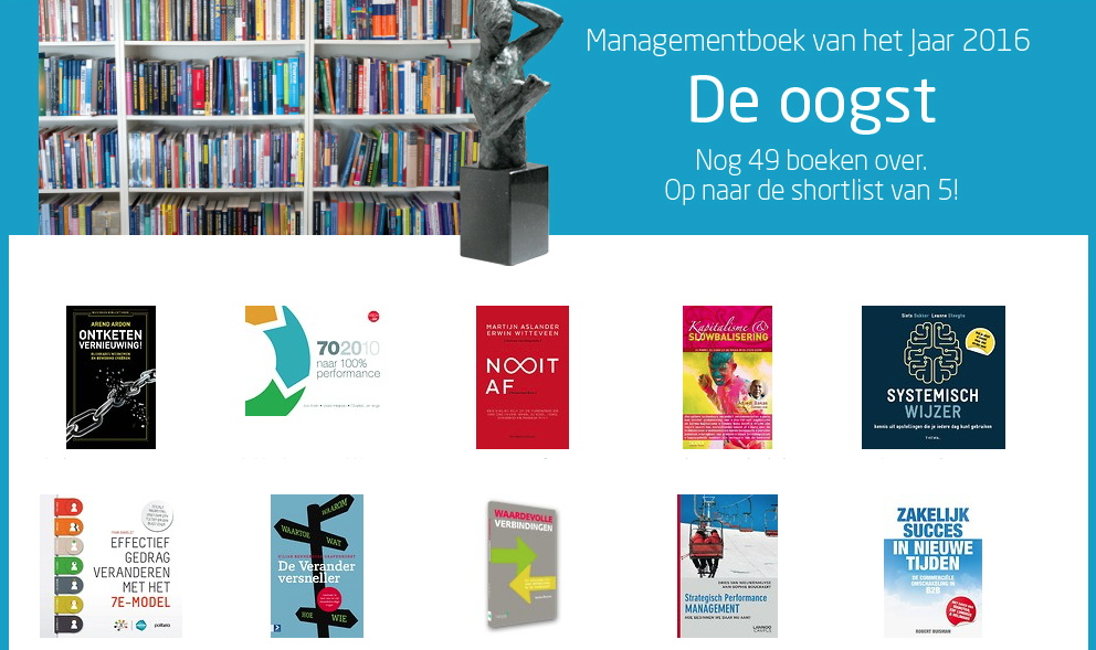 Managementboek 2016